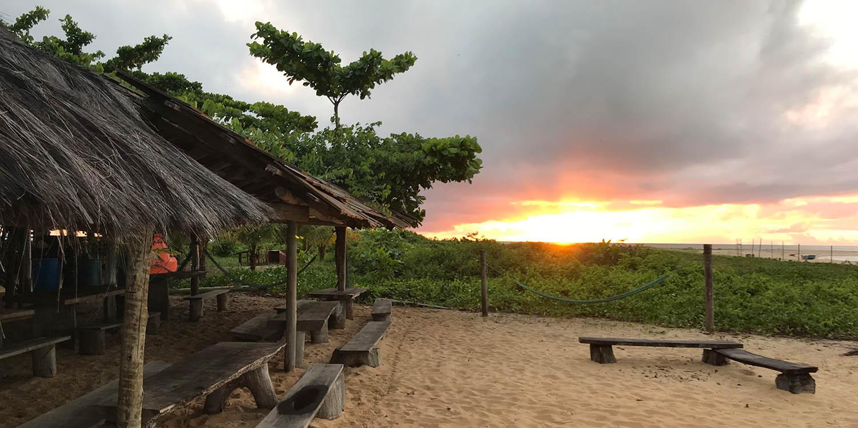Begegnung in Brasilien